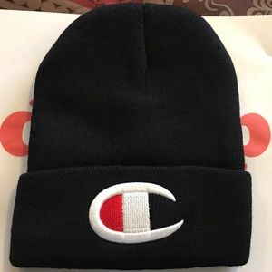 "Unisex Champion Beanie Big ""C"" New Without Tag"